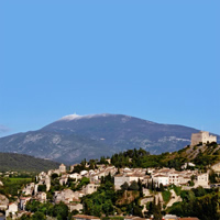 Provence-The Alpilles