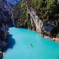 Provence-Verdon & North Var
